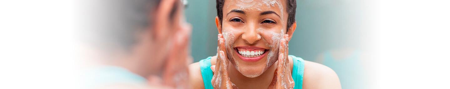 Pourquoi faut-il se laver le visage?