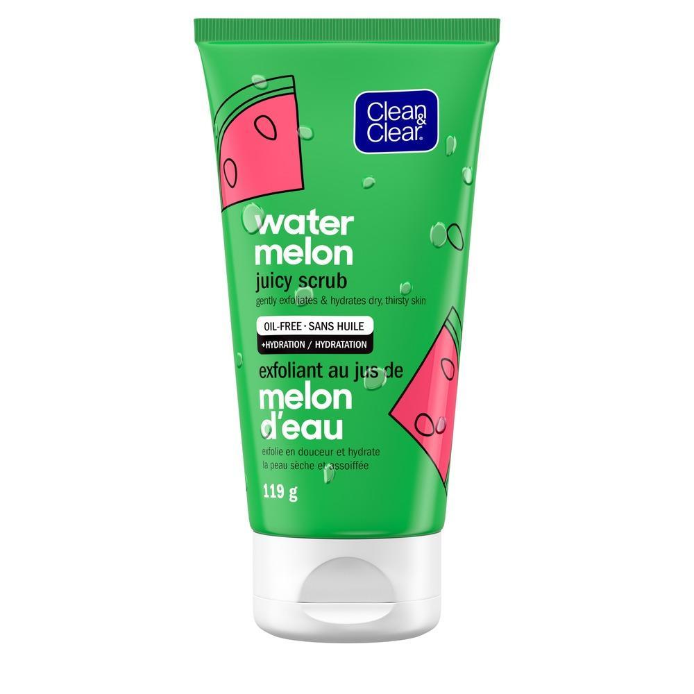 CLEAN & CLEAR Watermelon Juicy Scrub