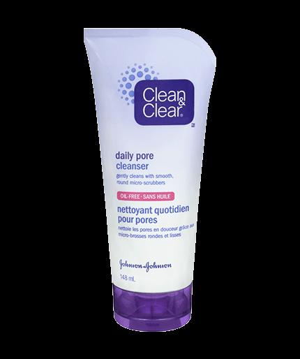 CLEAN & CLEAR® Daily Pore Cleanser