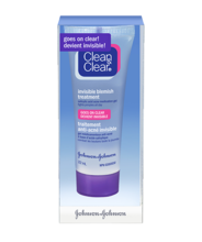 CLEAN & CLEAR® Invisible Blemish Treatment