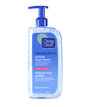 CLEAN & CLEAR® MORNING BURST® Purifying Facial Cleanser