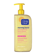 Nettoyant facial luminance CLEAN & CLEAR® MORNING BURST®