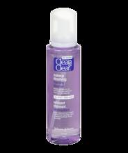 CLEAN & CLEAR® Makeup Dissolving Foaming Cleanser
