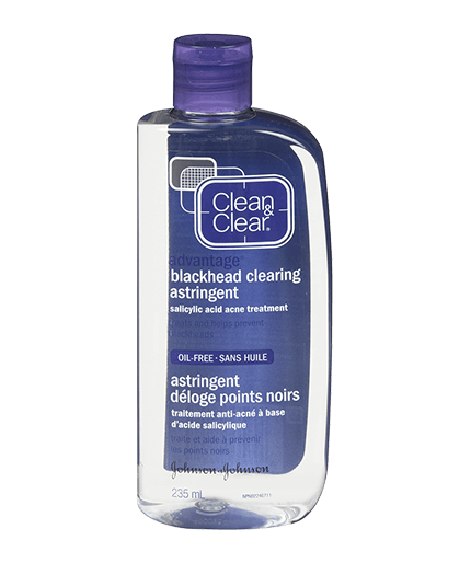 CLEAN & CLEAR® Blackhead Clearing Astringent