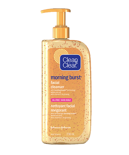 CLEAN & CLEAR® MORNING BURST® Facial Cleanser